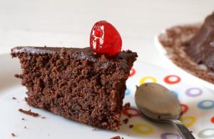 עוגת שוקולד חלבית